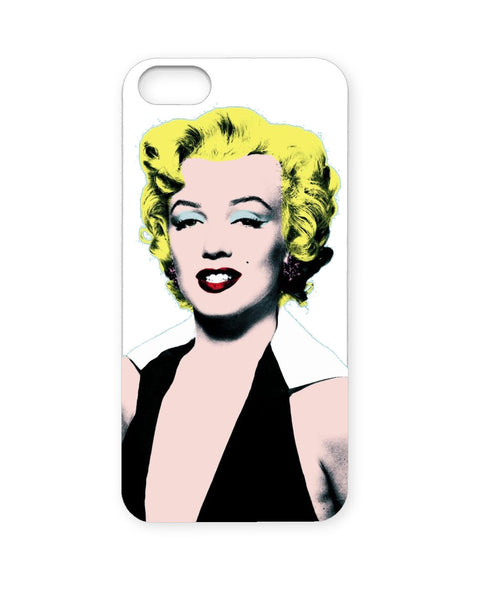 PosterGuy Marilyn Monroe White  Background  Iphone 5 / 5S Case / Cover