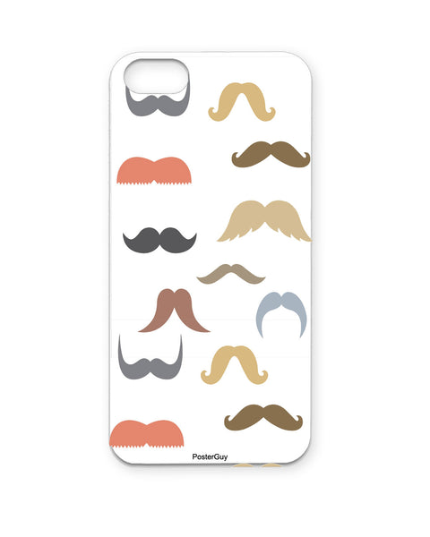 PosterGuy Many Mousetache life Motivational Iphone 5 / 5S Case / Cover