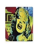 Mouse Pads | Marilyn Monroe Colourful Designer Mouse Pad Online India | PosterGuy.in