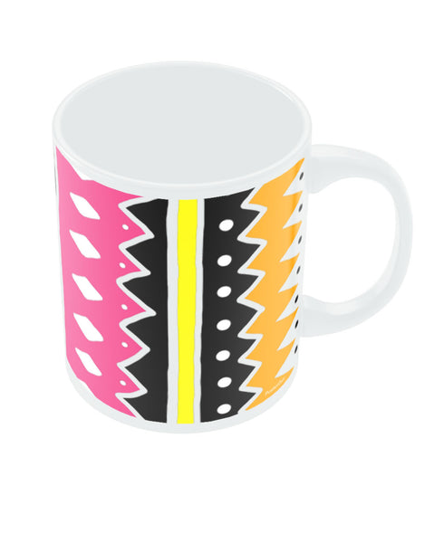 Traditional Multi Coloured Mug at PosterGuy