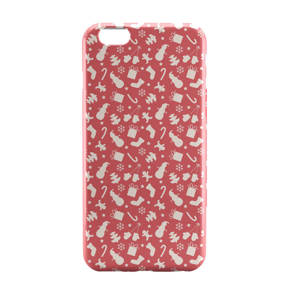 iPhone 6 Case & iPhone 6S Case | Christmas Decoration Pattern iPhone 6 | iPhone 6S Case Online India | PosterGuy
