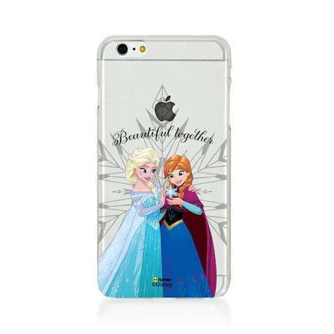 Disney Princess Frozen (Clear / Elsa Anna Beautiful) iPhone 5 / 5S Cases