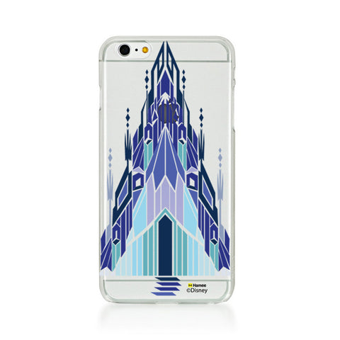 Disney Princess Frozen (Clear / Ice Palace) iPhone 6 Plus / 6S Plus Covers