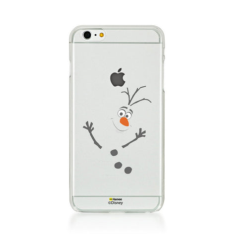 Disney Princess Frozen (Clear / Olaf Shapes) iPhone 5 / 5S Cases