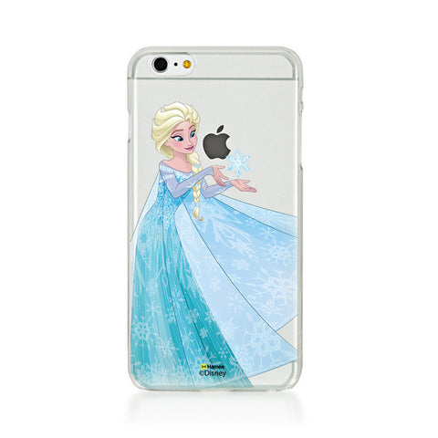 Disney Princess Frozen (Clear / Elsa Flake) iPhone 5 / 5S Cases