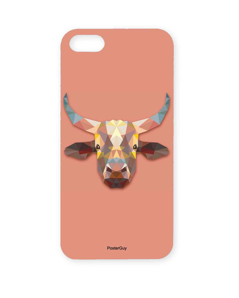 PosterGuy Animal Cow Iphone 5 / 5S Case / Cover