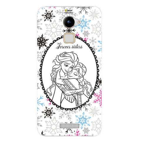 Disney Princess Frozen (Anna Elsa / Forever Sisters) Coolpad Note 3 Lite