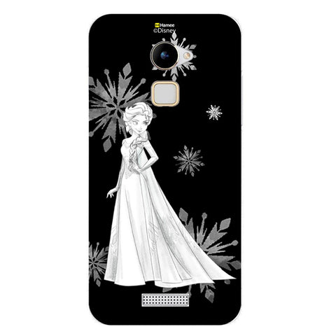 Disney Princess Frozen (Elsa / Black White) Coolpad Note 3 Lite