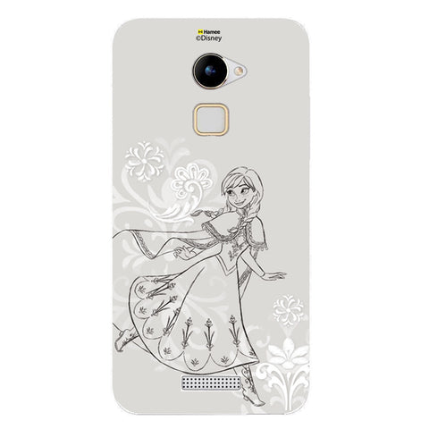 Disney Princess Frozen  (Anna / Sketch) LeEco Le 2