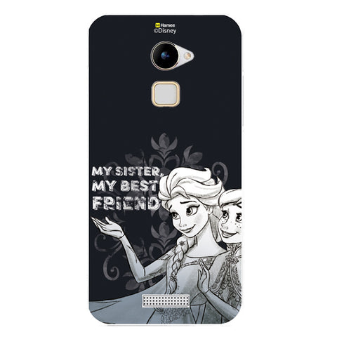 Disney Princess Frozen (Anna Elsa / Best Friend) Coolpad Note 3 Lite