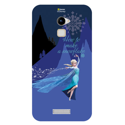 Disney Princess Frozen (Elsa / How To) Coolpad Note 3 Lite