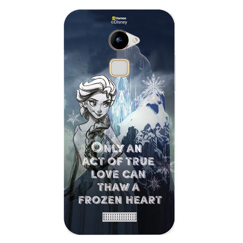 Disney Princess Frozen (Elsa / Only) Coolpad Note 3 Lite