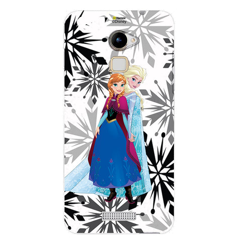 Disney Princess Frozen (Anna Elda / Snowflakes) Coolpad Note 3