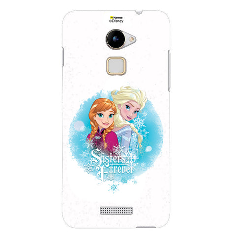Disney Princess Frozen (Anna Elsa / Sisters Forever) Coolpad Note 3 Lite