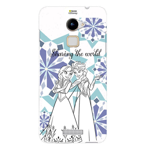 Disney Princess Frozen (Elsa Anna / Sharing) Coolpad Note 3