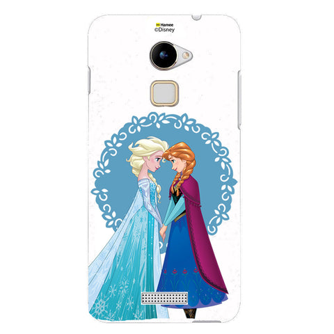 Disney Princess Frozen  (Elsa Anna / Blue) LeEco Le 2