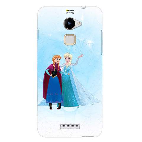 Disney Princess Frozen (Elsa Anna / Mist) Coolpad Note 3