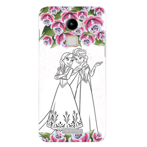 Disney Princess Frozen (Elsa Anna / Roses) Coolpad Note 3