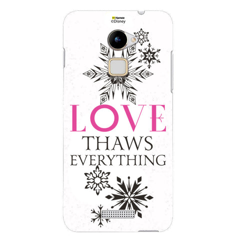 Disney Princess Frozen (Love Thaws Everything) Coolpad Note 3 Lite