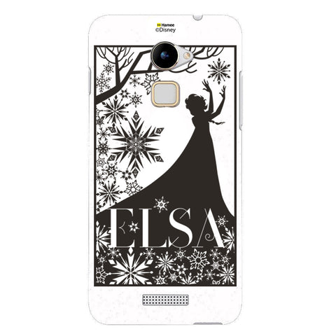 Disney Princess Frozen (Elsa / Silhouette) Coolpad Note 3 Lite