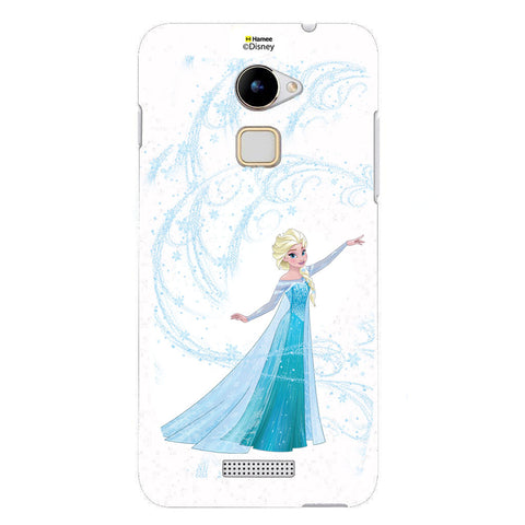 Disney Princess Frozen (Elsa / Casting A Spell) Coolpad Note 3 Lite