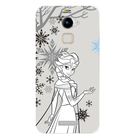 Disney Princess Frozen (Elsa / Gray) Coolpad Note 3 Lite