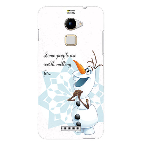 Disney Princess Frozen (Olaf / Melting) Coolpad Note 3 Lite