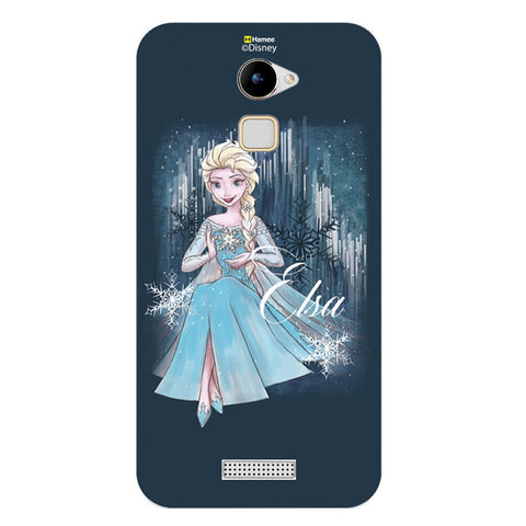 Disney Princess Frozen (Elsa / Blue) Coolpad Note 3 Lite