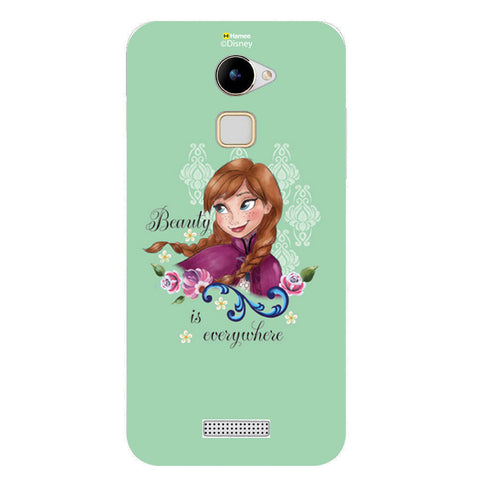 Disney Princess Frozen  (Anna / Green Beauty) LeEco Le 2