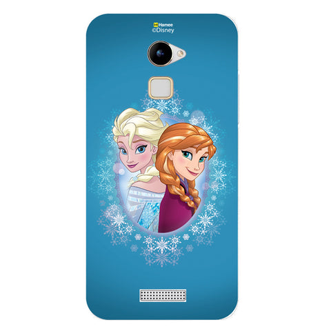 Disney Princess Frozen (Anna Elsa / Blue) Coolpad Note 3 Lite
