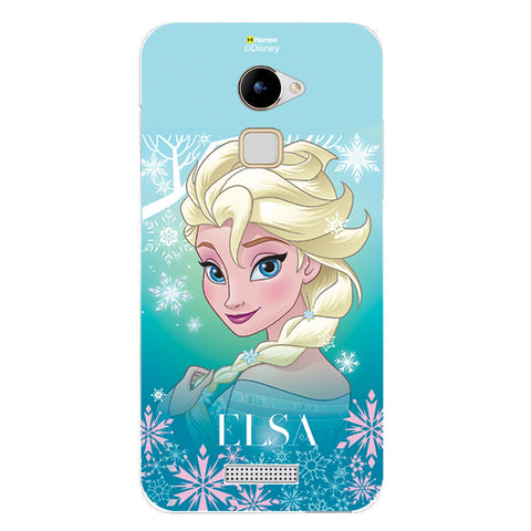 Disney Princess Frozen (Elsa / Light Blue) Coolpad Note 3