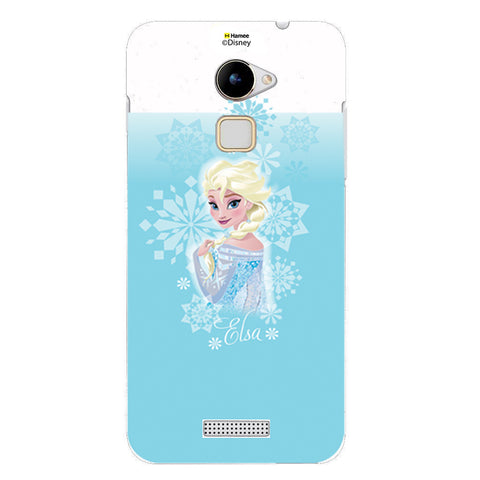 Disney Princess Frozen (Elsa / Light Blue 2) Coolpad Note 3 Lite