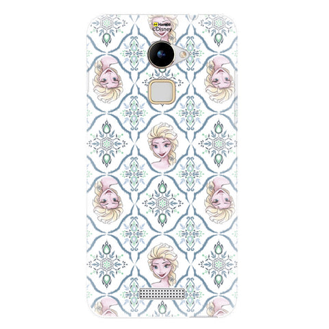 Disney Princess Frozen (Elsa / Faces) Coolpad Note 3 Lite