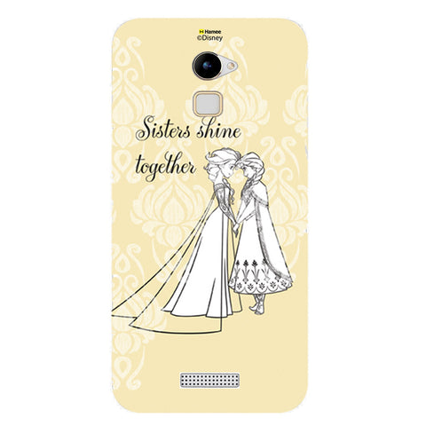 Disney Princess Frozen (Elsa Anna / Sisters Shine) Coolpad Note 3
