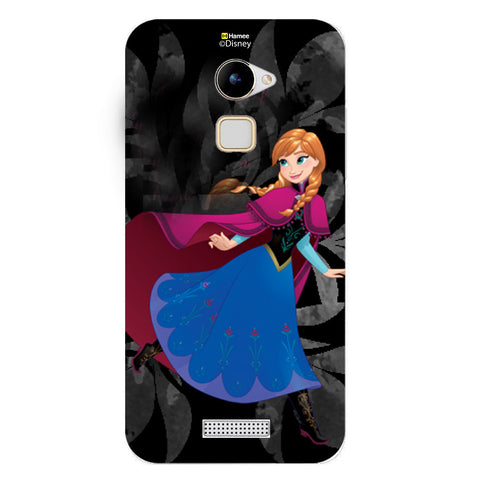 Disney Princess Frozen  (Anna / Black) LeEco Le 2