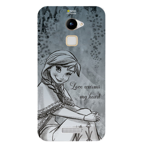 Disney Princess Frozen (Anna / Love Warms) Coolpad Note 3