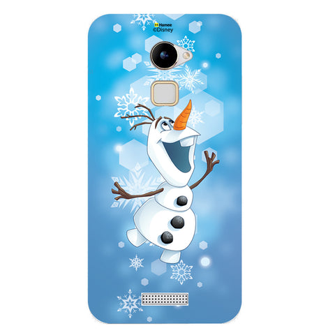 Disney Princess Frozen (Olaf / Blue) Coolpad Note 3 Lite