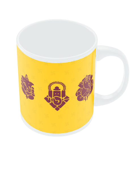 Happy Diwali Om Mug