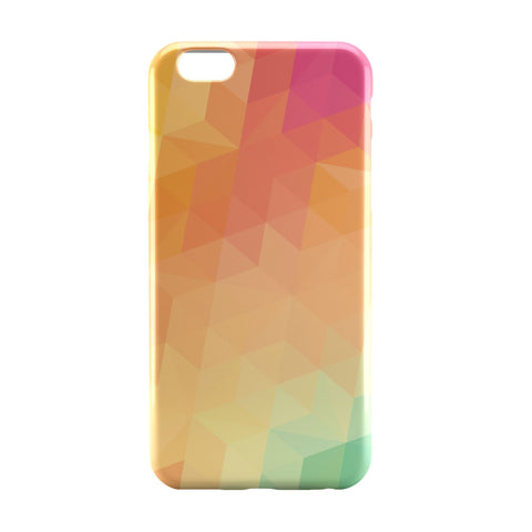 iPhone 6 Case & iPhone 6S Case | Triangle Abstract Art iPhone 6 | iPhone 6S Case Online India | PosterGuy