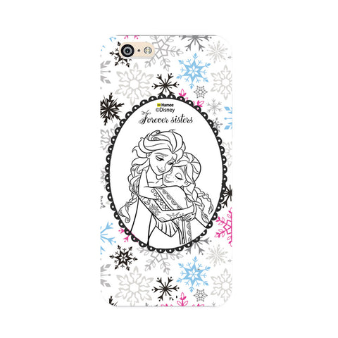Disney Princess Frozen (Anna Elsa / Forever Sisters) iPhone 5 / 5S Cases