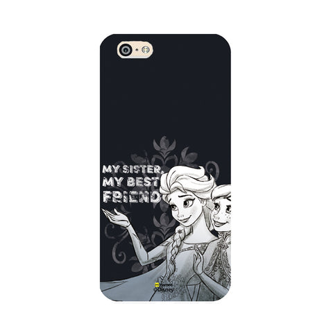 Disney Princess Frozen (Anna Elsa / Best Friend) Oneplus X