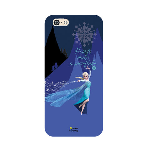 Disney Princess Frozen (Elsa / How To) iPhone 5 / 5S Cases