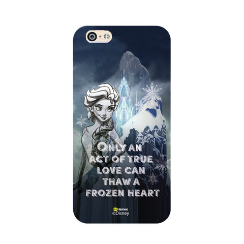 Disney Princess Frozen (Elsa / Only) iPhone 5 / 5S Cases