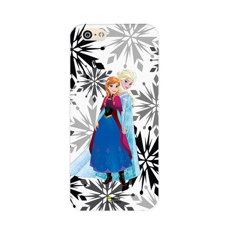 Disney Princess Frozen (Anna Elda / Snowflakes) iPhone 5 / 5S Cases