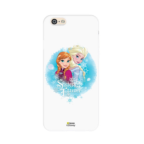 Disney Princess Frozen (Anna Elsa / Sisters Forever) iPhone 6 Plus / 6S Plus Covers