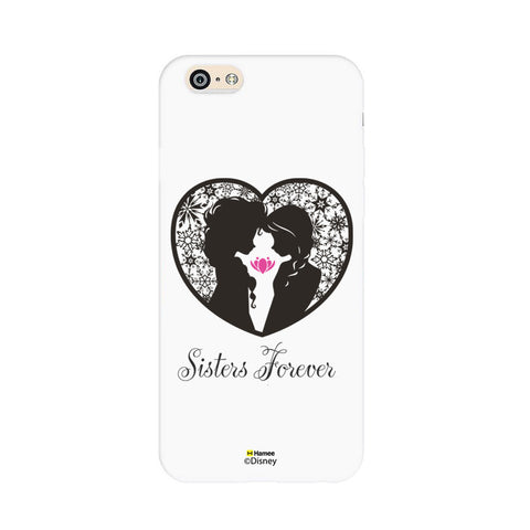 Disney Princess Frozen (Anna Elsa / Heart) iPhone 6 Plus / 6S Plus Covers