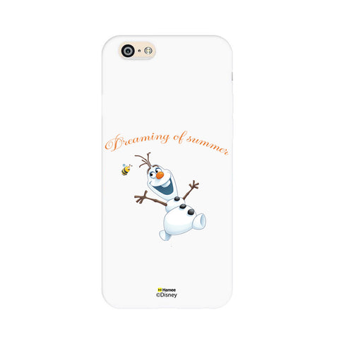 Disney Princess Frozen (Olaf / Dreaming) iPhone 6 Plus / 6S Plus Covers