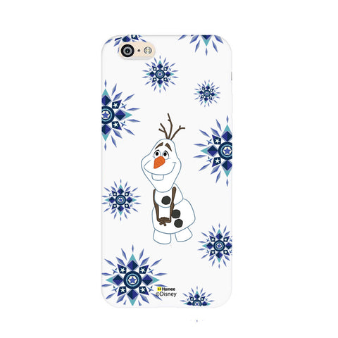 Disney Princess Frozen (Olaf / Snowflakes) iPhone 5 / 5S Cases