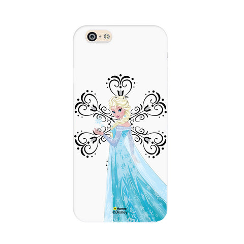 Disney Princess Frozen (Elsa / Snowflake) iPhone 5 / 5S Cases