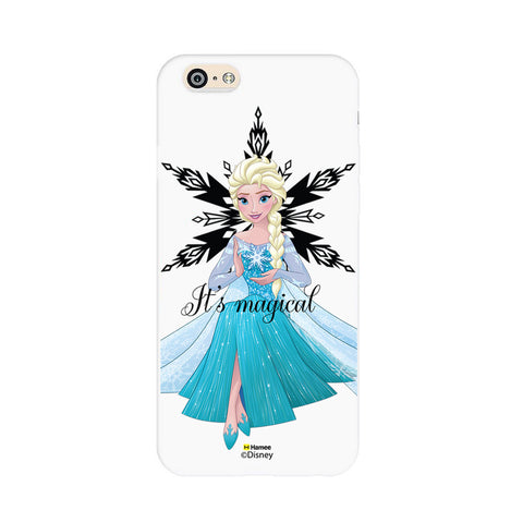 Disney Princess Frozen (Elsa / Magical) iPhone 5 / 5S Cases